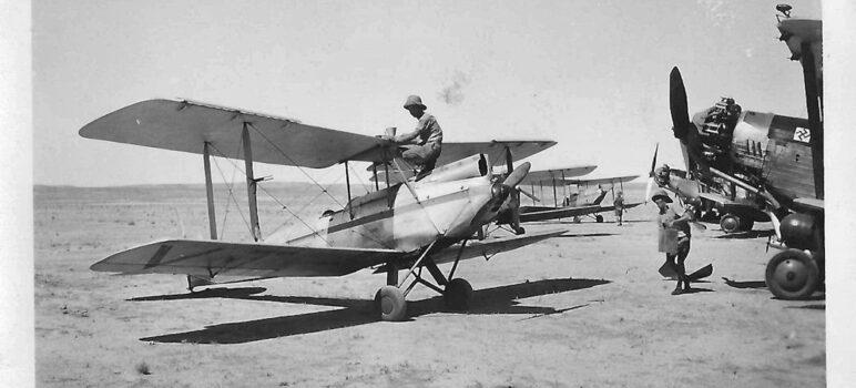 Ron Sparks – Aircraft